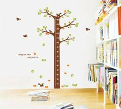 Growth Chart Flower 150cm 1000 images about tree peel stick wall for kid on