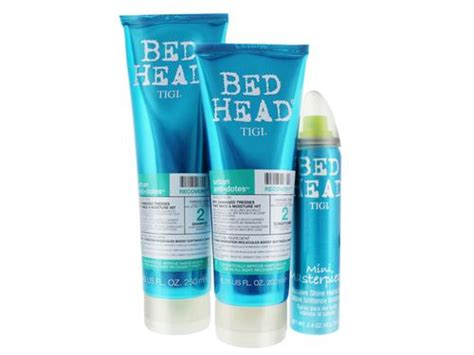 how to fix bed head bed head by tigi prep party repeat repair level 2