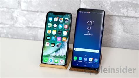 iphone x vs s9 plus which should you buy