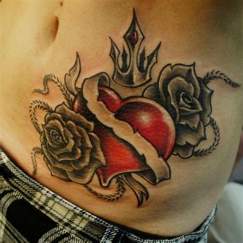 herz tattoo bedeutung und ideen tattoos valentinstag