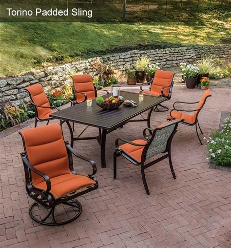 Patio World Outdoor Furniture Aluminum Patio World