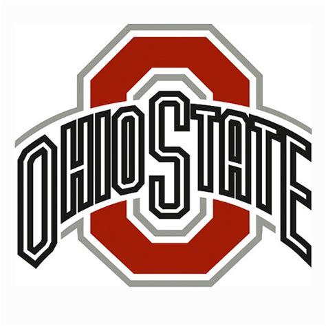 Ohio State Logo Outline by Ohio State Buckeyes Logo Layered Svg Dxf Logo Vector File Silhouette Studio Cameo Cricut Design