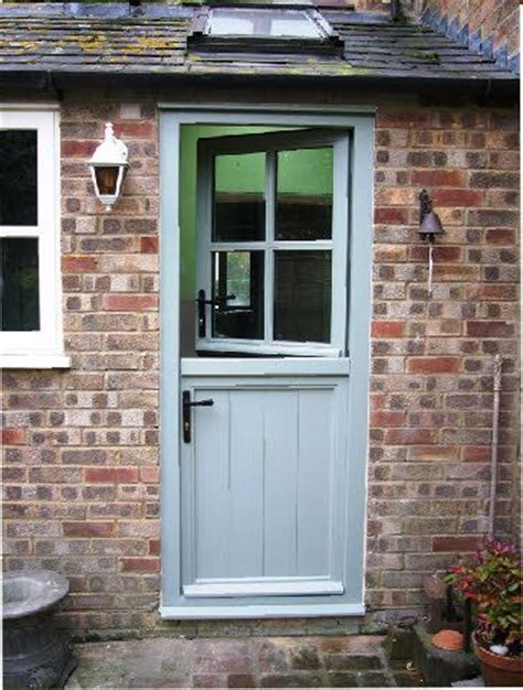Ellwood Stable Doors Traditional Bespoke Hand Made Upvc Barn Doors