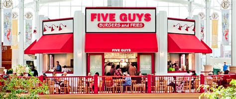 five guys five guys hours what time does five guys open