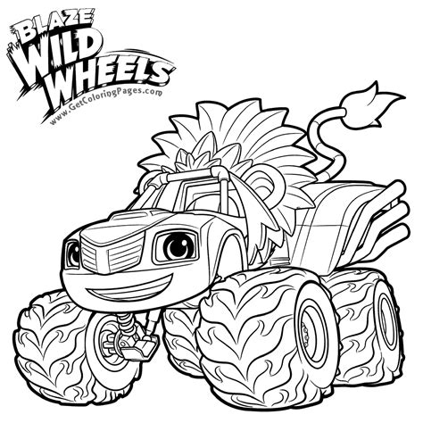 blaze monster truck coloring page darrington blaze monster truck coloring pages darrington
