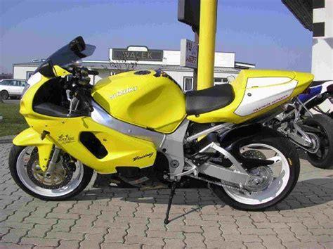 Motorrad Heckumbau Sterreich by Bilder Aus Der Galerie Gsx R 750 Sonderlackierung Und
