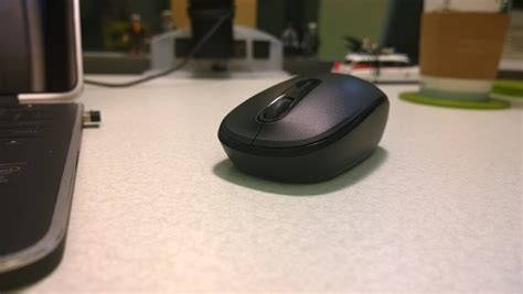 Microsoft Mouse 1850 microsoft announces economical wireless mobile mouse 1850 for windows and mac
