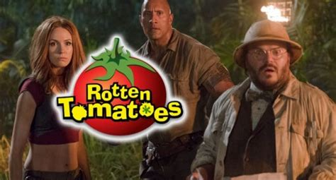 Jumanji Movie Rotten Tomatoes | jumanji welcome to the jungle rotten tomatoes score is in