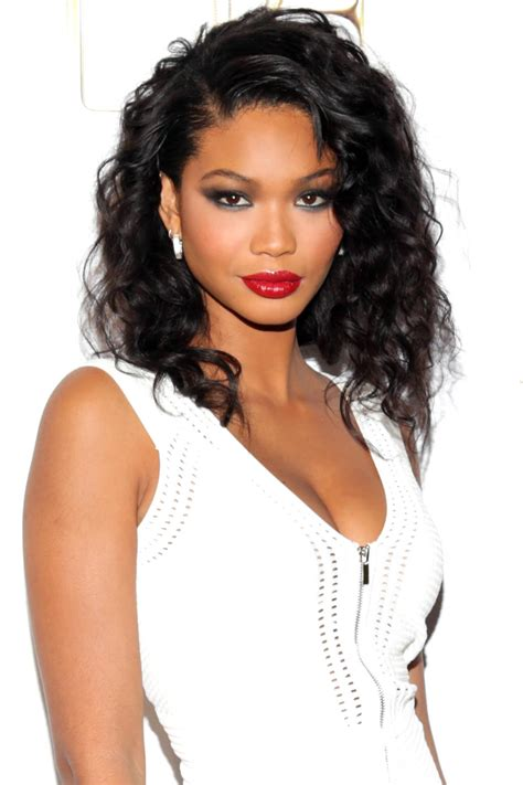 how does chanel from ridiculousness curly hairstyles pictures chanel iman medium hair black hairstle picture