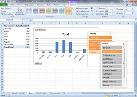 pivot table excel 2010 tutorial advanced comma training page 151