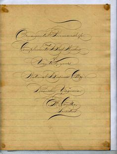Roundhand 76 Cc calligraphie ronde alphabets lettres stages et cours mail enveloppes calligraphies