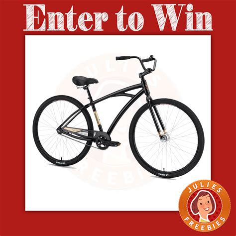 Cycling Giveaway - mountain line bolt bike giveaway julie s freebies