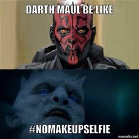 Darth Maul Meme - darth maul s white walker cousin