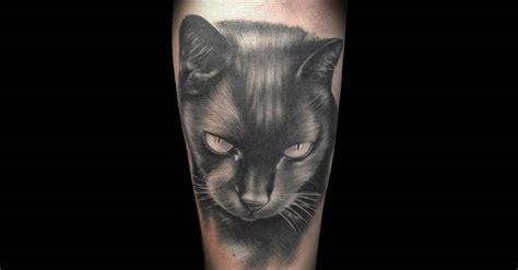 black cat tattoo tattoos of the genius dali the grim reaper and more