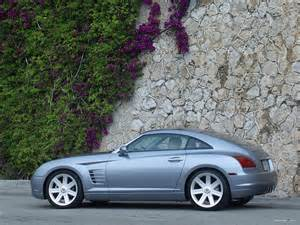 2003 Chrysler Crossfire Pictures Of Car And 2003 Chrysler Crossfire