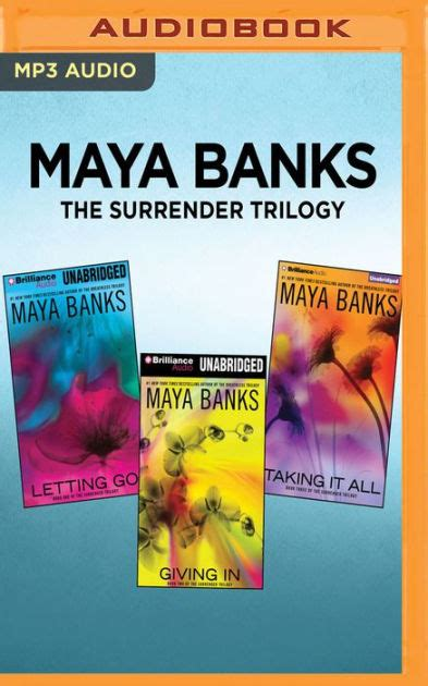 libro endeavouring banks exploring the maya banks the surrender trilogy letting go giving in taking it all by maya banks dale