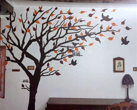 plantillas de decoracion navideñeo arbol murales en pared aprender manualidades es facilisimo