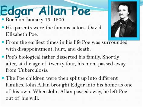 Research Papers Edgar Allan Poe by Research Papers Edgar Allan Poe