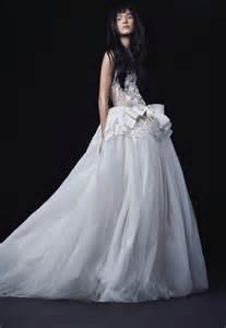 vera wang wedding dresses vera wang bridal 2016 fall wedding dresses
