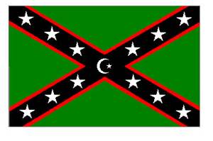 confederate flag colors the many colors of the rebel flag ruminations of the