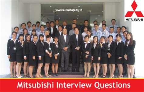 Questions For Mba Hr Freshers by Mitsubishi Questions Technical Hr For