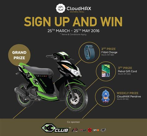contest sign up cloudhax sign up and win contest