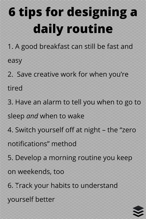 the daily routines of 7 entrepreneurs buffer