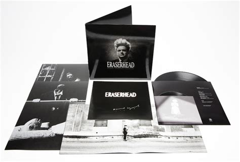 Eraserhead Soundtrack Vinyl Reissue - david lynch s eraserhead soundtrack reissued on silver vinyl