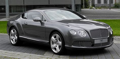 Bentley Media File Bentley Continental Gt Ii Frontansicht 3 30
