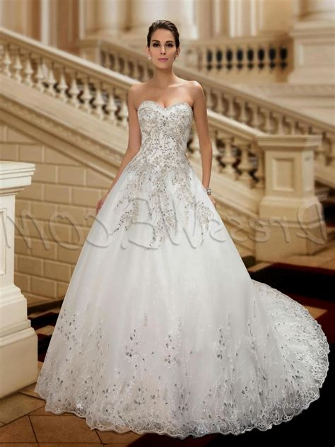 A Beautiful Wedding most beautiful wedding dresses 2015 naf dresses