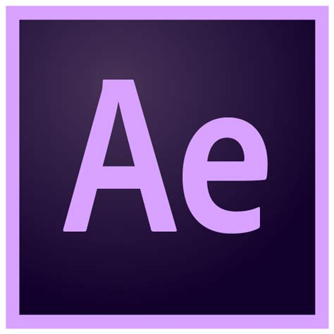 adobe after effects cc vector logo free vector