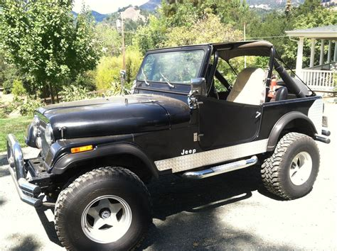 1984 Jeep Cj7 1984 Jeep Cj7 Overview Cargurus