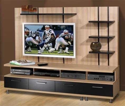 eclipse entertainment center modern display and wall