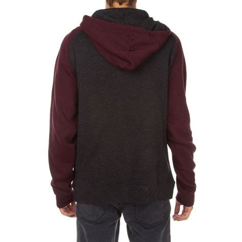 Hoodie Maroon 5 4 superbrand wrap pullover hoodie maroon