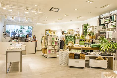 H M Home by H M Unveils Reved Eaton Centre Store