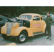 Ruth Realty 37 Chevy  Early Gassers Pinterest
