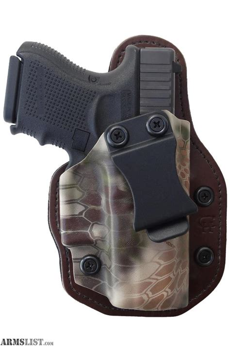 most comfortable iwb holster armslist for sale glock 26 27 iwb holster