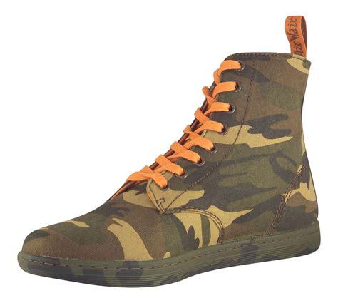mens dr martens alfie boot dr martens mens alfie canvas summer 8 eye ankle boots ebay