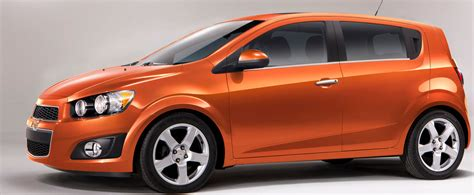 Chevrolet Company Models At Last A Small Chevy That Makes Some Waves The New