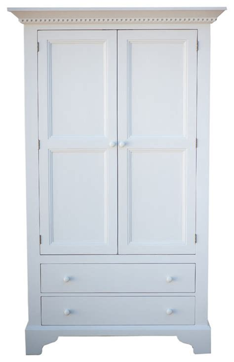 Armoire Wardrobes by Cambridge Armoire Traditional Wardrobes And Armoires
