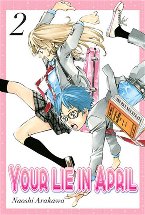 Your Lie In April 2 your lie in april vol 2 funko universe planet of