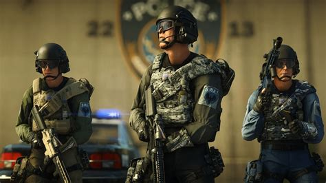 battlefield hardline rescue and crosshair are early standout multiplayer modes vg247