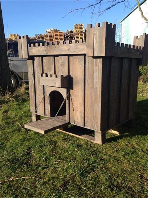 awesome dog house plans diy dog house plans made from pallets pallets designs