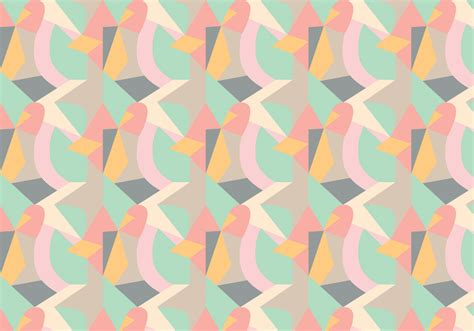 geometric pattern random random geometric pattern download free vector art stock