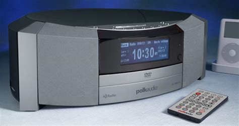 Polk Isonic Hdxm Radio Dvd Player by Digital 2006 Press Preview Bigpicturebigsound