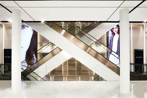 zara design proposal zara flagship store in zurich elsa urquijo architects