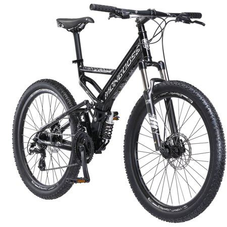 d mountain bike 26 quot mongoose blackcomb s mountain bike black