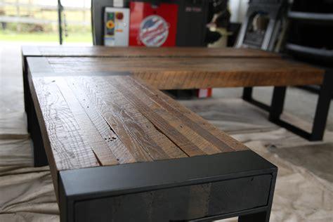 reclaimed oak bench authentic reclaimed oak industrial bench buffalo barn doors