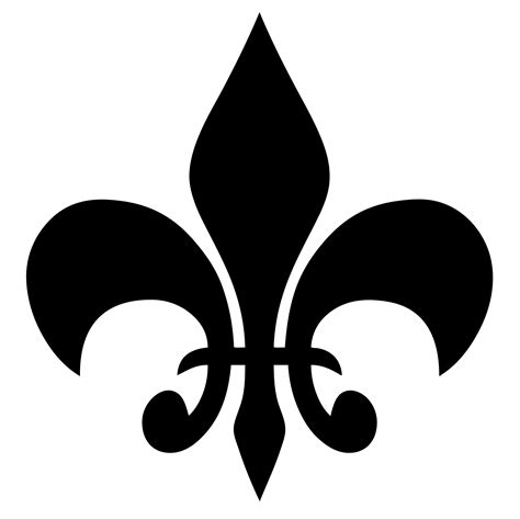 symbol le fleur de lis symbol free stock photo domain pictures