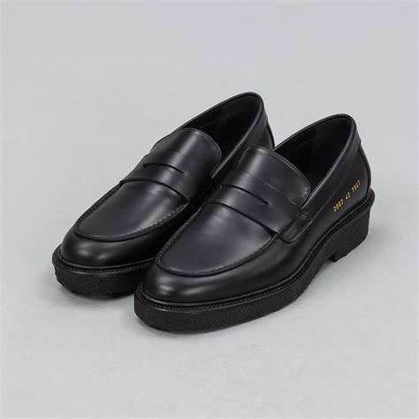 common projects loafer common projects at notre